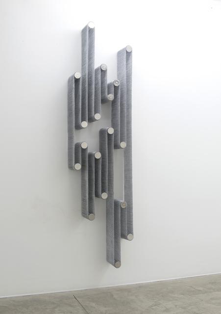 , 'wall river ,' 2016, Galeria Nara Roesler