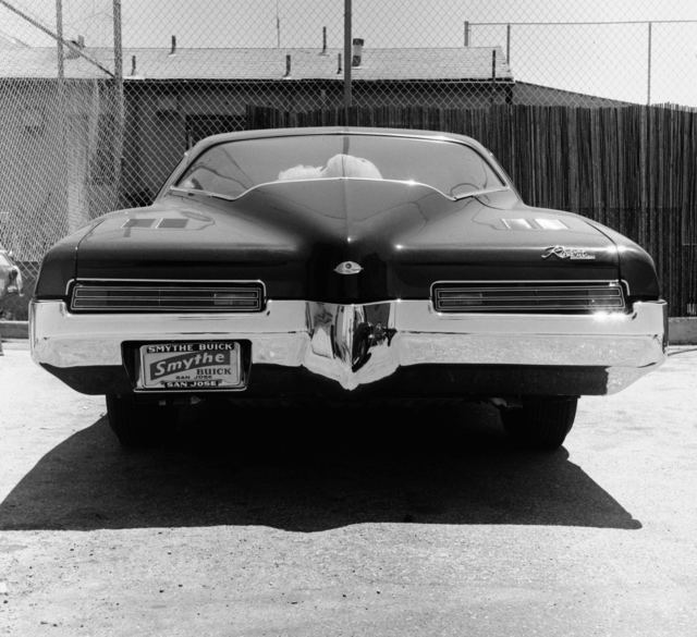, 'Untitled (car 18),' 1970, Nancy Hoffman Gallery