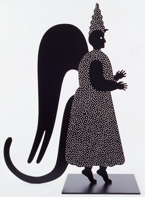 , 'Black Angel,' 2006, Meyerovich Gallery