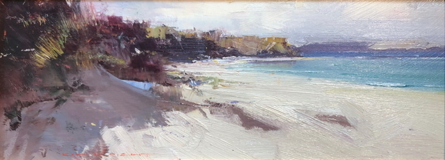 Ken Knight, 'A Secluded Beach', ca. 2019, Wentworth Galleries