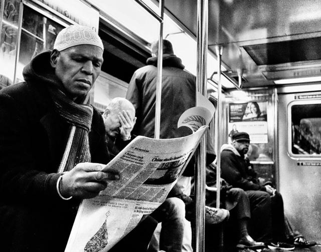 , 'I Read the News Today ,' , Soho Photo Gallery