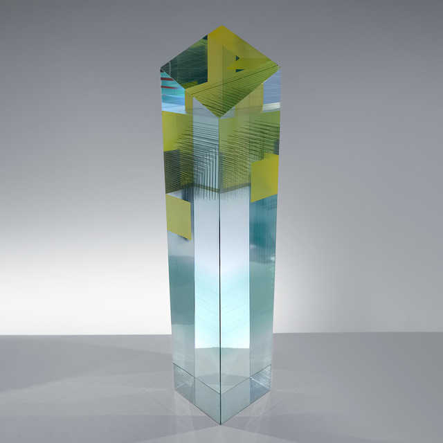 Jiří Karel, 'Cubic Prism', 2019, Glasgalerie Stölting