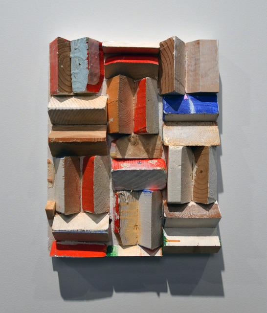 , 'Andrew's Peak,' 2013, Nina Johnson