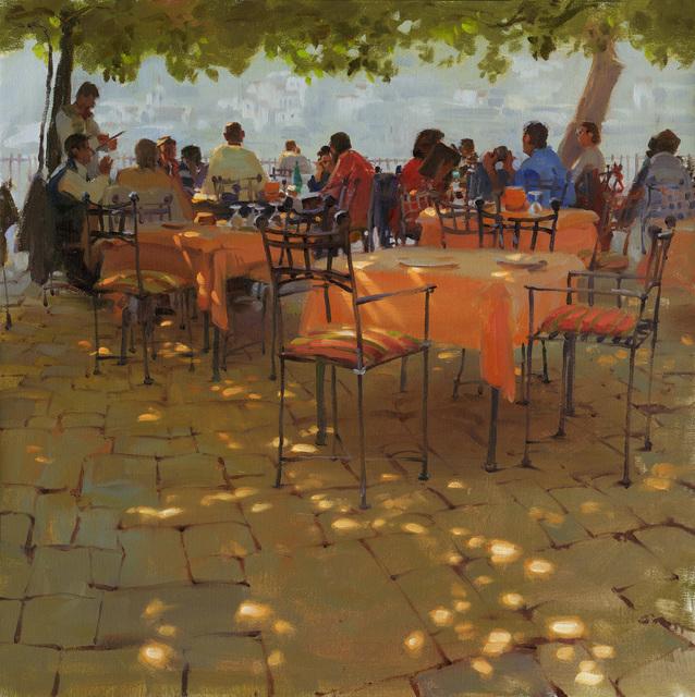 , 'Lunch in Ravello,' , Stremmel Gallery