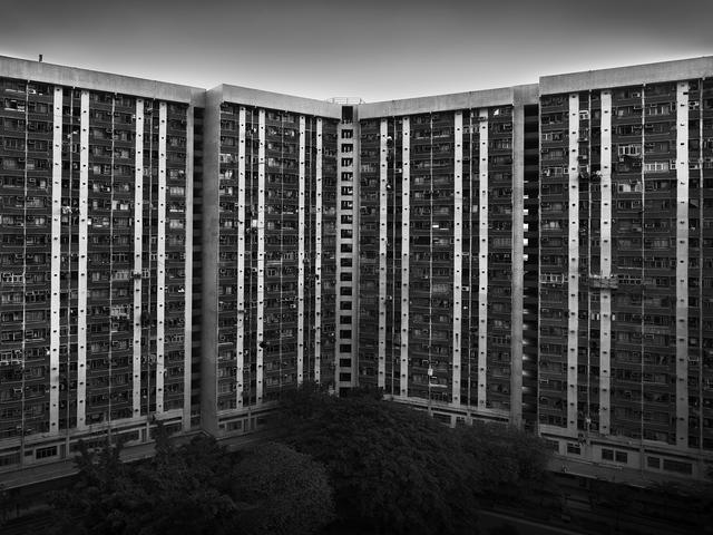 , 'Yeung Long Housing Block, Hong Kong - 2012,' 2012, Contemporary by Angela Li