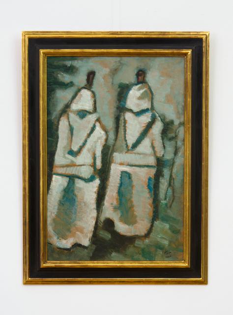 , 'Camaldolenser (Camaldolese Monks),' 1972, Hagemeier
