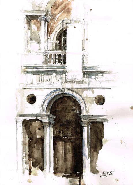 , 'Basilica,' 2018, Spalding Nix Fine Art