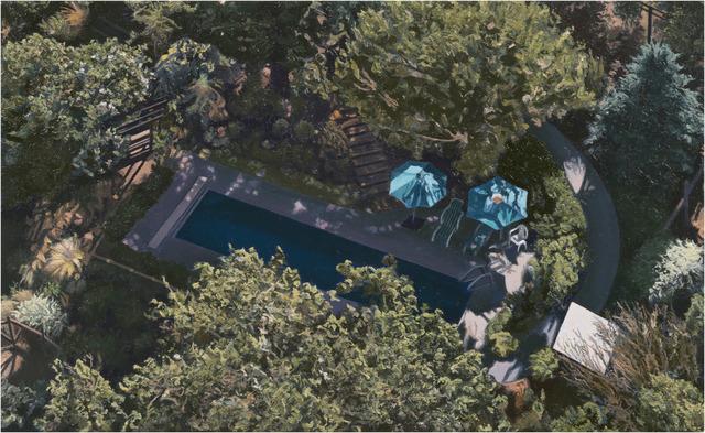, 'Pool,' 2011, Ameringer   McEnery   Yohe