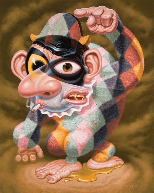 Todd Schorr, 'The Maestro', 2012, KP Projects