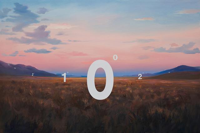 , 'Protracted Landscape no. 7,' 2015, Lazinc