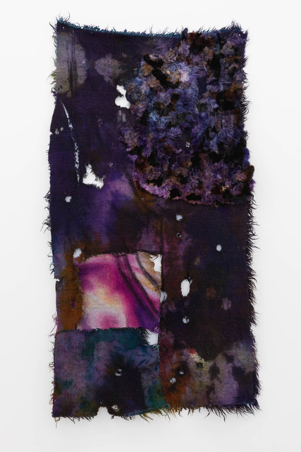 , 'Gutter,' 2016, Nina Johnson