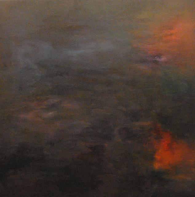 MD Tokon, 'Light Dark and Space 2 ', 2014, Painting, Acrylic on Canvas, Isabella Garrucho Fine Art