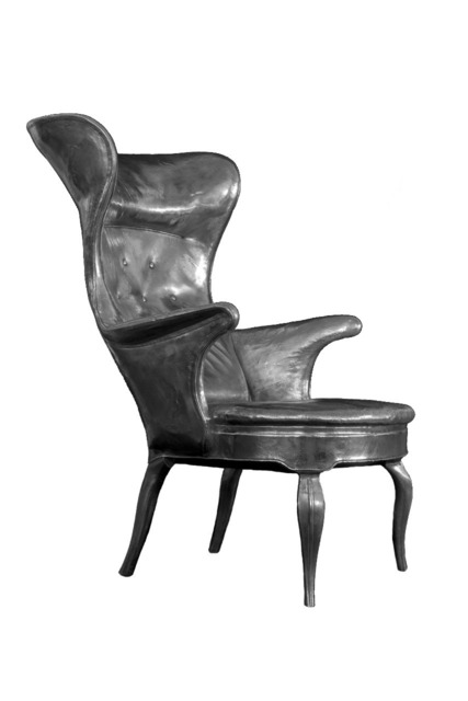 , 'Fritz Henningsen Chair Sculpture,' 2012, Grey Area