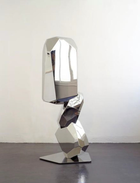 , 'RockTripleFusionVertical,' 2015, Galerist