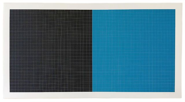 Sol LeWitt, 'Colors and Grids #4', 1979, Graeme Jackson