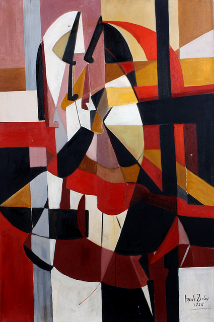 , 'Untitled,' 1958, Benjaman Gallery Group
