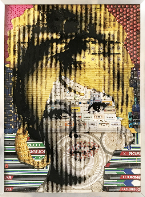 , 'Bardot de face,' 2017, Absolute Art Gallery