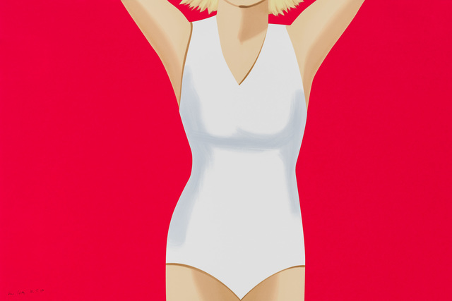 Alex Katz, 'Coca-Cola Girl 2', 2018, Newzones