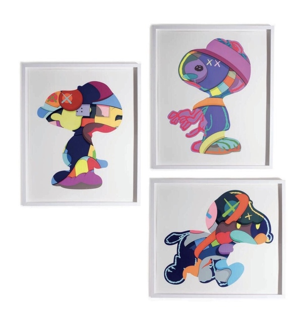 KAWS, 'No One's Home, Stay Steady, The Things that Comfort', 2015, 5ART GALLERY