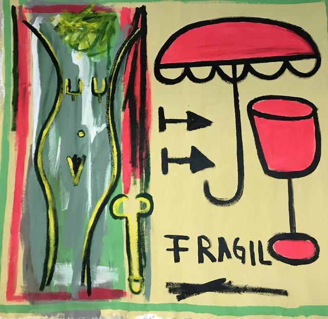 , 'Fragil,' 2018, MOV'ART Gallery