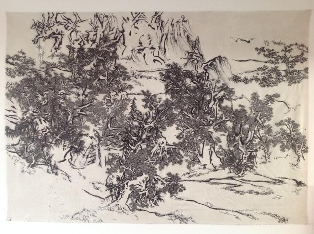 , 'Mustard Seed Garden,' 2013, Jeanne Bucher Jaeger