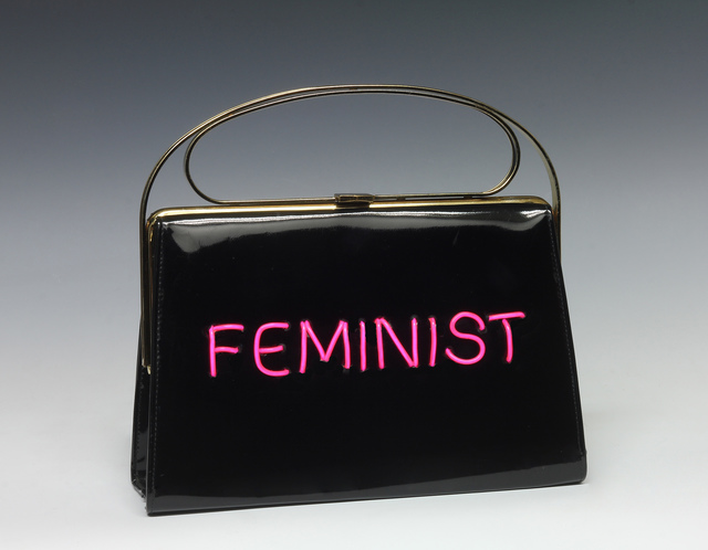 , 'Pred-a-Porter: Feminist #5,' 2015, Nancy Hoffman Gallery