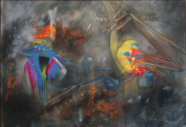 , 'Untitled,' 1958, Robilant + Voena