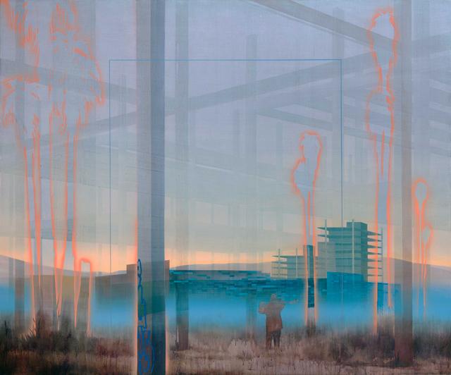 , 'In the Dust of the Future,' 2015, Rena Bransten Gallery