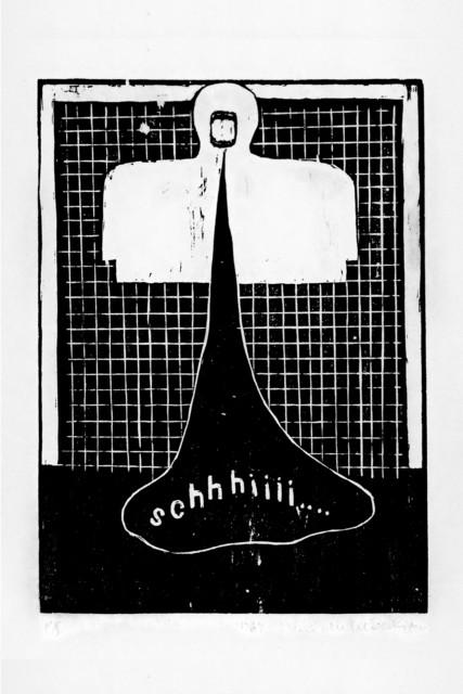 , 'Schhhiii,' 1967, Galeria Millan