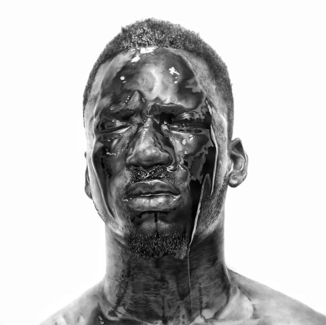 Arinze Stanley, 'The Machine Man 2', 2019, Corey Helford Gallery