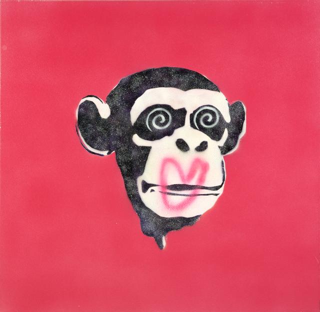 Xvala, 'Celebrity Chimp', 2013, Julien's Auctions
