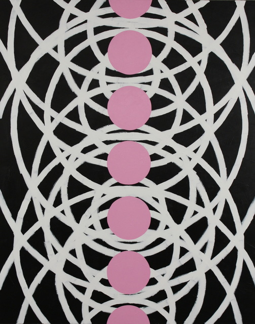 William H. Thielen, 'Untitled No 622 (backbone)', 2014, Painting, Acrylic on canvas, Priscilla Fowler Fine Art
