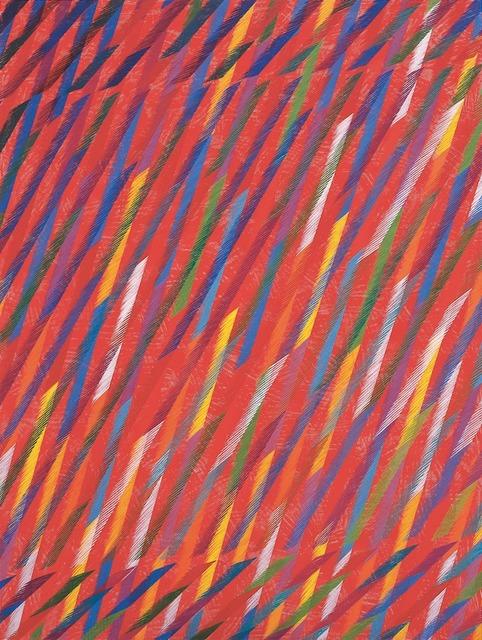 , 'Marathon II,' 1988, Lorenzelli arte