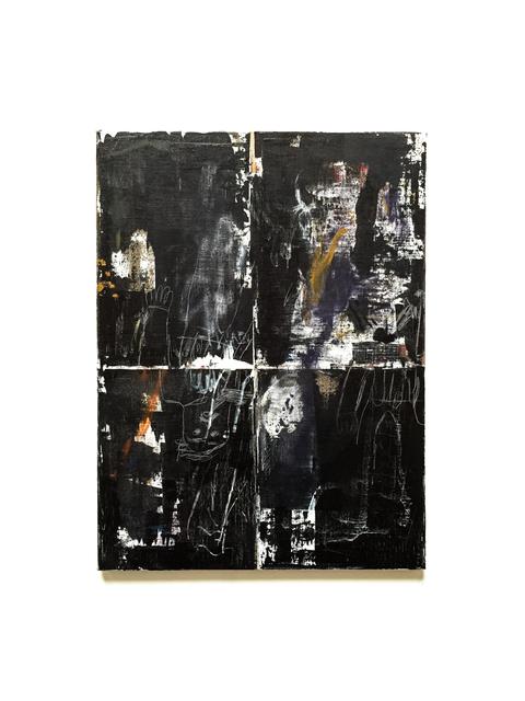 , 'Commuter (Blacktop),' 2015, Galleri Jacob Bjørn