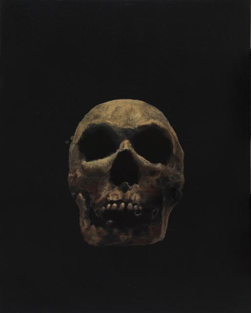 Guo Hongwei 郭鸿蔚, 'The Dark Side- Skull #1', 2010, Leo Xu Projects