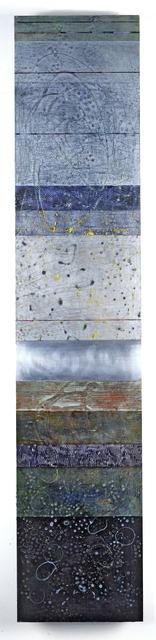 Francie Hester, 'Strata 14-6', 2015, Susan Eley Fine Art