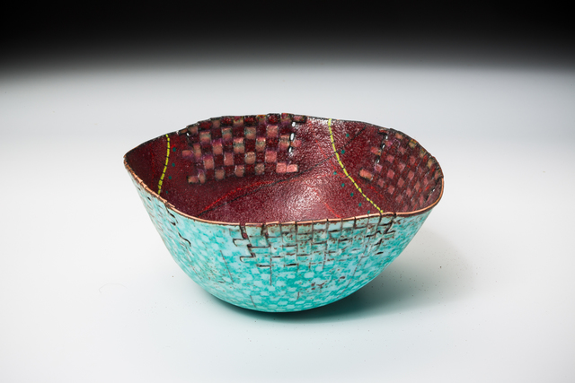 , 'Woven Bowl II,' 2016, Mobilia Gallery