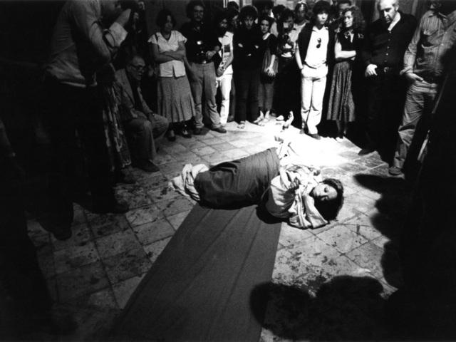 , 'Etude documentaire, Le Drapé, Le Baroque, Palazzo Grassi, Venise #21,' 1979, Michel Rein Paris/Brussels