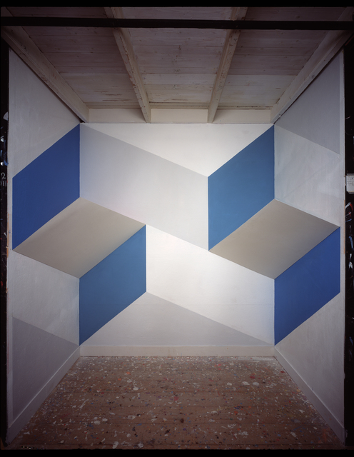 , 'Steps,' 2012, Galerie Bart