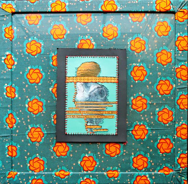 , 'Paglia's Venus (Teal & Orange),' 2017, Coagula Curatorial