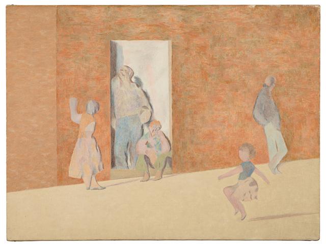, 'Street Scene,' n.d., Fleisher/Ollman