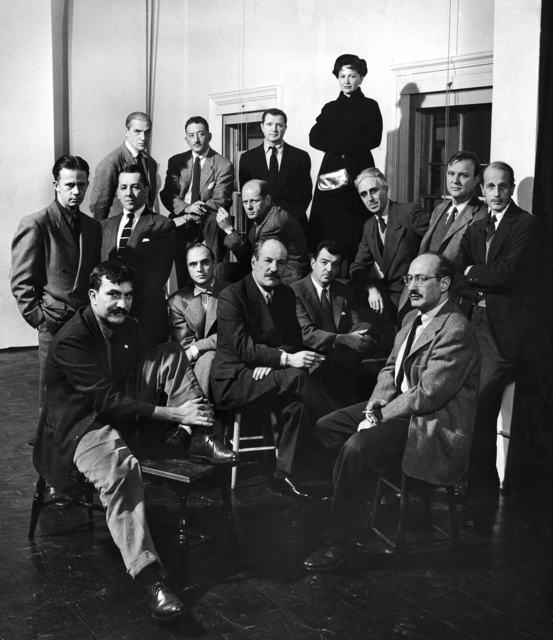 , 'The Irascibles, Group Portrait of American Expressionists, New York,' 1950, Staley-Wise Gallery