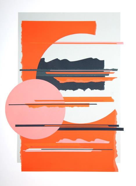 , 'Tangerine Sunset,' 2019, Rademakers Gallery