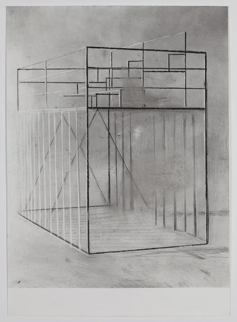 , 'Prisoner / Public,' 2017, Kristof De Clercq