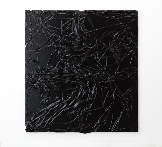 Huseyin Sami, 'Untitled (Black on Black)', 2019, Sarah Cottier Gallery