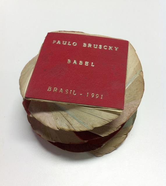 , 'Babel,' 1991, Galeria Nara Roesler