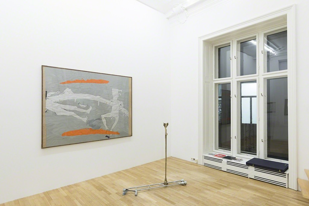 courtesy Galerie Krinzinger, Estate Bruno Gironcoli, Hans Schabus / photo Tamara Rametsteiner