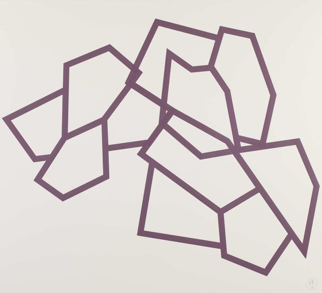 , 'Bamako (32 Purple),' 2011-2012, Paragon