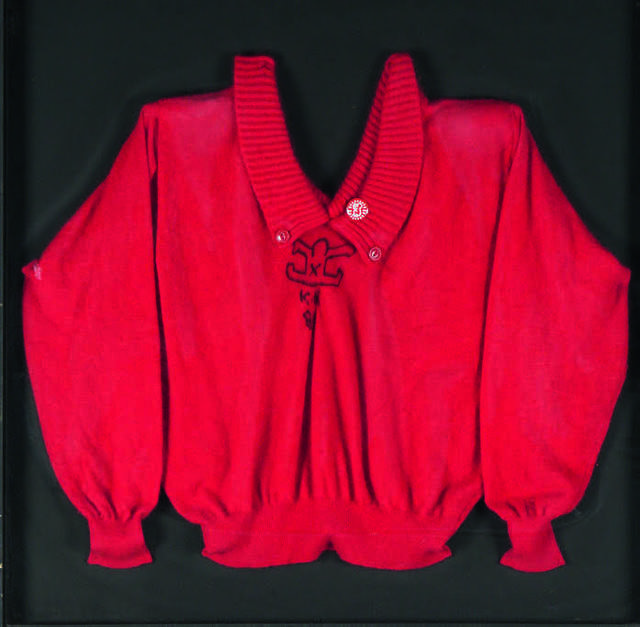 Keith Haring, 'Untitled (red sweater)', c.1984, Digard Auction