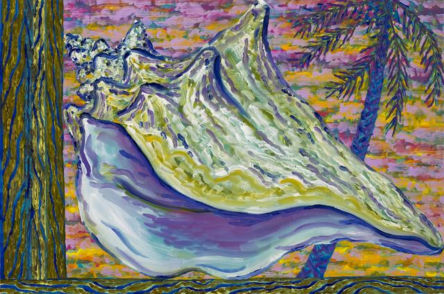 , 'Conch,' 2016, Susan Inglett Gallery